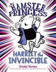 Picture of Book Cover Art for Harriett the Invincible.