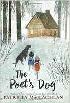 Picture of Book Cover Art for The Poet's Dog by Patricia MacLachlan.