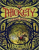 Image of book cover for The Thickety: A Path Begins